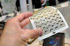 Fujifilm creates organic printed sheet that harvests energy from body heat | Chips | Geek.com