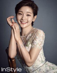 'InStyle' shares gorgeous cuts of actors from the Baeksang Arts Awards' Girl Short Hair, Short Hair Cuts, Short Hair Styles, Ahn Jae Hyun, Asian Hair Bob, Korean Beauty, Asian Beauty, Korean Girl, Asian Girl