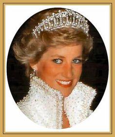 Princess Diana, she was an amazing woman