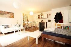 Hochwertig Gepflegte 1 Zimmer Wohnung In Hannover   43 Qm   Mit Balkon   Ab 01.09. Zu  Vermieten.