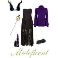 Diy Maleficent Costume