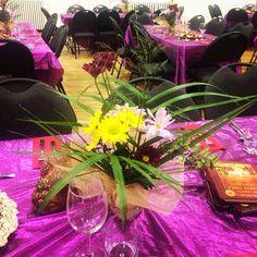 rosh hashanah table ideas