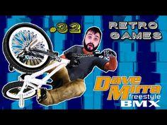 RETRO GAMES #32 - Dave Mirra Freestyle BMX (PS1)