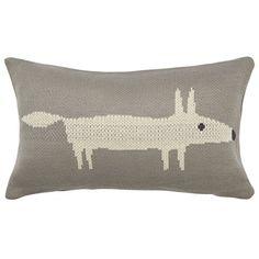 Scion Bedding, Mr Fox Cushion, Silver Scion http://www.amazon.co.uk/dp/B00TFCTLZE/ref=cm_sw_r_pi_dp_58vhwb1836R7S
