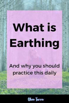 What is earthing and why you should do it every day. Connect with the earth barefoot everyday to increase you connection to the earth and release energy into the earth. Spiritual Coach, Spiritual Awakening, Spiritual Quotes, White Blood Cell Count, Ways To Reduce Stress, Autonomic Nervous System, Small Study, Fight Or Flight, Law Of Attraction Tips