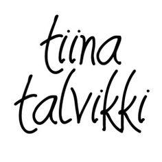 Tiina Talvikki; valikoimassa mm. naisten vaatteita ja asusteita.