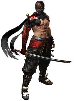 Ninja Gaiden Razor's Edge for and Xbox 360 will launch on April in North America and on April in Europe. Ninja Gaiden R. Arte Ninja, Ninja Art, Character Costumes, Character Art, Character Design, Ninja Assassin, Ryu Hayabusa, Dragon Ninja, Ninja Gaiden