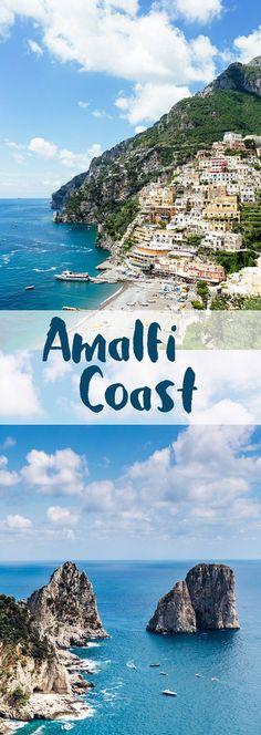 Amalfi Coast & Capri travel guide - a perfect Europe getaway for the summer: