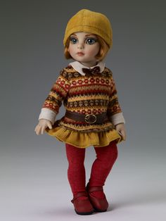 School Days Outfit - Effanbee Doll Co.