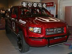 Honda Ridgeline - If you need a truck, this is what a truck should be like!