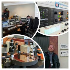 """Mastering """"The Piano Collection"""" at Pauler Acoustics with Direct Metal Mastering"""