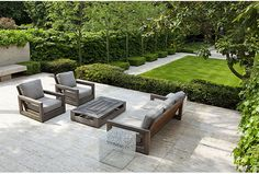 Pretty sitting area - looks like a park... Gardenlink Ltd - Image library