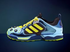 Mary Katrantzou x Adidas Originals Sneakers: (http://racked.com/archives/2014/11/14/mary-katrantzou-x-adidas-originals.php)