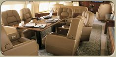 Ultimate resouce for luxury jets, aircraft, airlines, piper, customized jet. Luxury Jets, Luxury Private Jets, Exclusive Real Estate, Private Jet Interior, Luxury Helicopter, Contemporary Cabin, Executive Suites, Luxury Living, Luxury Travel