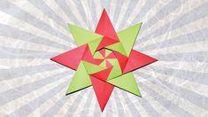 Origami KalamiStar by Tine Pape (Folding Instructions)
