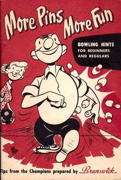 More Pins More Fun (The Brunswick-Balke-Collender Company, 1954)