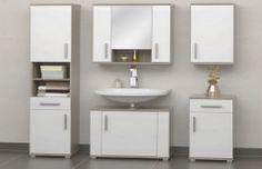 Koupelnový nábytek s možností libovolné sestavy