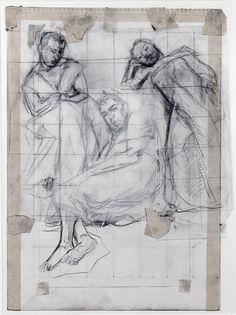 oo111111:  Estudo para Entre as Mulheres, 1997 Paula Rego