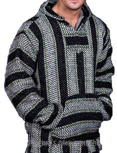 mexicna threads baja hoodie drug rug