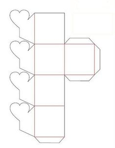 Modelos de Caixinhas: moldes prontos para usar                                                                                                                                                      Mais