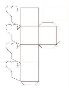 Modelos de Caixinhas: moldes prontos para usar