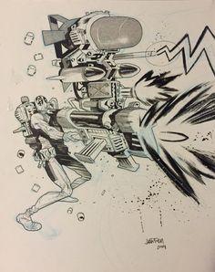 Deadpool by James Harren *