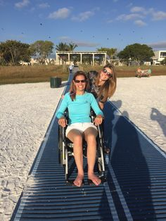 How to reach over 30 wheelchair accessible beaches in Florida