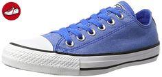 Converse Unisex-Erwachsene Chuck Taylor All Star Sneaker, Blau (Soar/White/Black), 41 EU - Converse schuhe (*Partner-Link)