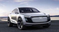 Audi e-tron Sportback 2019, segundo auto 100% eléctrico de Audi - http://autoproyecto.com/2017/06/audi-e-tron-sportback-2019.html?utm_source=PN&utm_medium=Pinterest+AP&utm_campaign=SNAP
