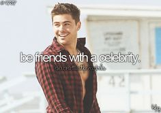 Oh yeah. But the only celebrities that I wanna be friends with are dead. :( I mean Audrey Hepburn, Peter Lawford, and Robin Williams!! Though I wouldn't mine being friends with Bailee Madison or ooooooh Jennifer Lawrence and Josh Hutcherson.