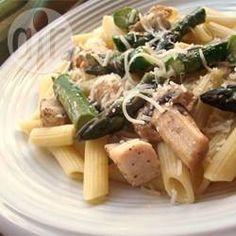 Easy Chicken and Asparagus Pasta @ allrecipes.com.au