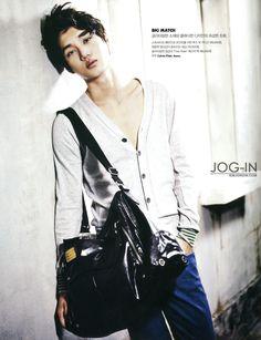 EXO-K Kai Girlfriend | HQ SCANS] EXO-K's Kai in GQ Korea & Vogue Girl Korea Magazines ...