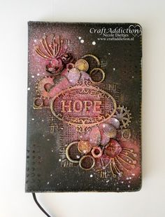 Notitieboekje Hope … | CraftAddiction