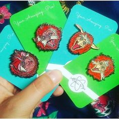 Repost @atomicpins  Catch the Chilly Down Firegang in my store ! Available as sets or singles. www.atomicpins.com . .  #pingame #pinstagram  #sneekpeeks #enamelpin  #labyrinth #movie #80s #pins #davidbowie #80smovie #jewellery #badge #jimhenson #goblinking #dancemagicdance #jareth #sarah #tralala #ludo #sarah #goblinking #deviantart #ludo #smellbad #firegang #chillydown #bowie    (Posted by https://bbllowwnn.com/) Tap the photo for purchase info.  Follow @bbllowwnn on Instagram for the best…