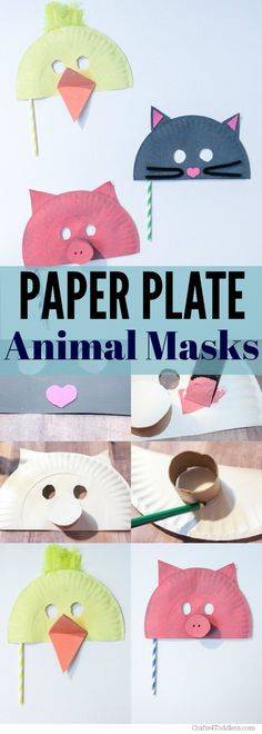86 Best paper plate masks images in 2015 | Paper Plates, Paper plate