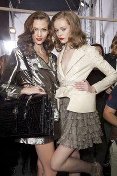 Christian Dior Spring 2010 - Backstage
