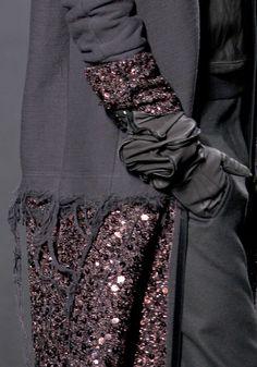 Cool Chic Style Fashion: Haider Ackermann- FW 2011/12