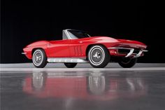 1965 Chevrolet Corvette Convertible 1 | The News Wheel