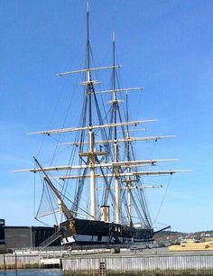 Fregatten Jylland. Ebeltoft