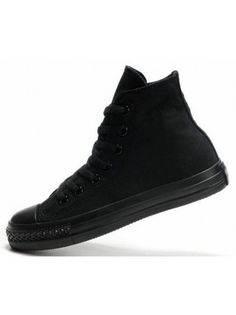 Converse All Star..Blacked out ChuckTaylor's.cant live with out them <3