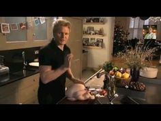 (Bacon Wrapped Turkey) How to Cook Perfect Roast Turkey (Part 1) - Gordon Ramsay -- We did this last year and came out amazing.