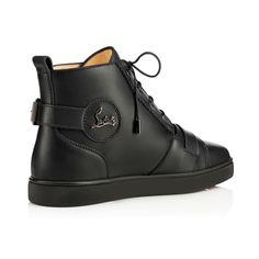 Shoes - Nono Strap Flat - Christian Louboutin Men's Shoes, Shoe Boots, Shoes Sneakers, Fashion Boots, Mens Fashion, Cheap Fashion, Street Fashion, Trendy Mens Shoes, Louis Vuitton Men Shoes