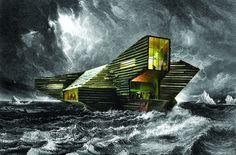 The Ark | Jesse Honsa | Archinect