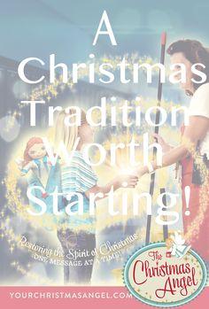 A Christian alternative to Santa's helpers