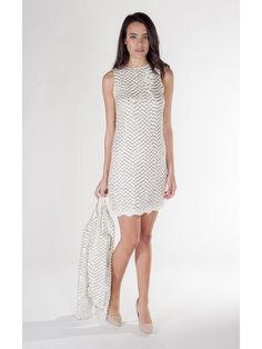Vestido corto tachuelas #MatildeCano #Vestido #Vestidos #Fashion #Moda #Trend