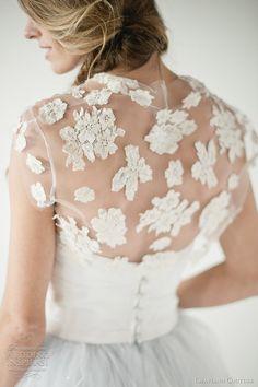 http://weddinginspirasi.com/2012/02/14/chaviano-couture-2012-wedding-dresses/  chaviano couture 2012 jean lace bolero  #lace #weddingdress #weddings