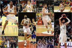 ¿Cuál es el quinteto más utilizado en el Real Madrid? Descúbrelo… #basketbol #basquetbol #kiaenzona #equipo #deportes #pasion #competitividad #recuperacion #lucha #esfuerzo #sacrificio #honor #amigos #sentimiento #amor #pelota #cancha #publico #aficion #pasion #vida #estadisticas #basketfem