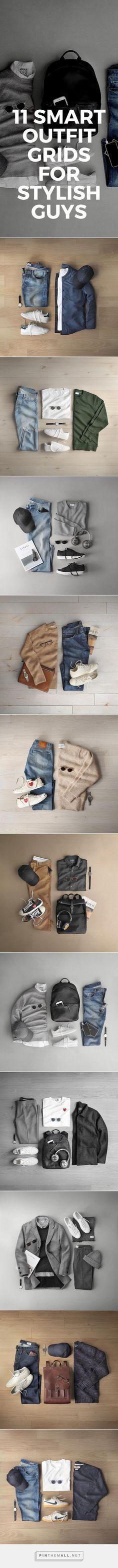 Cool Outfit Formulas For Men #mensfashion #fashion #style #fallfashion #streetstyle