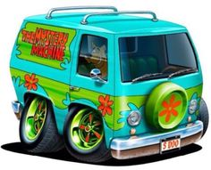 Scooby Mobile