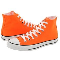 I actually used to have some orange high-tops in the mid-1980s